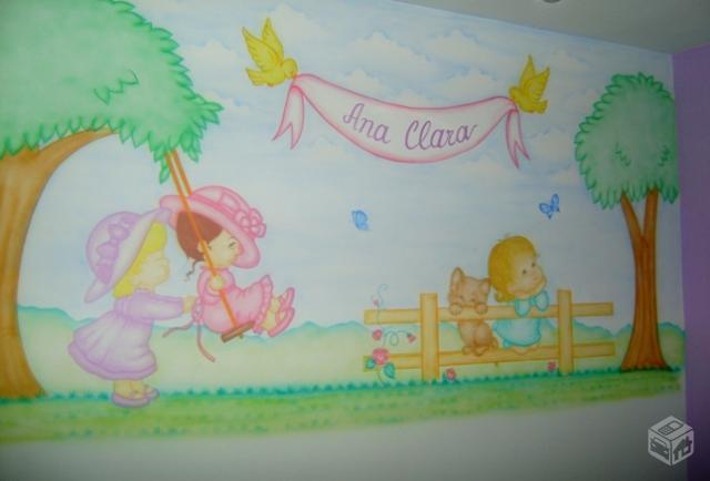 luz magica para quarto de bebes e criancas  Vazlon Brasil