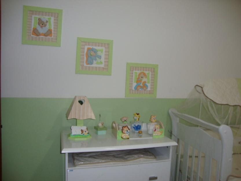 Quarto De Bebe Decorado Com Safari ~ Lindo kit de decorao para o quarto 20130530200747 jpg