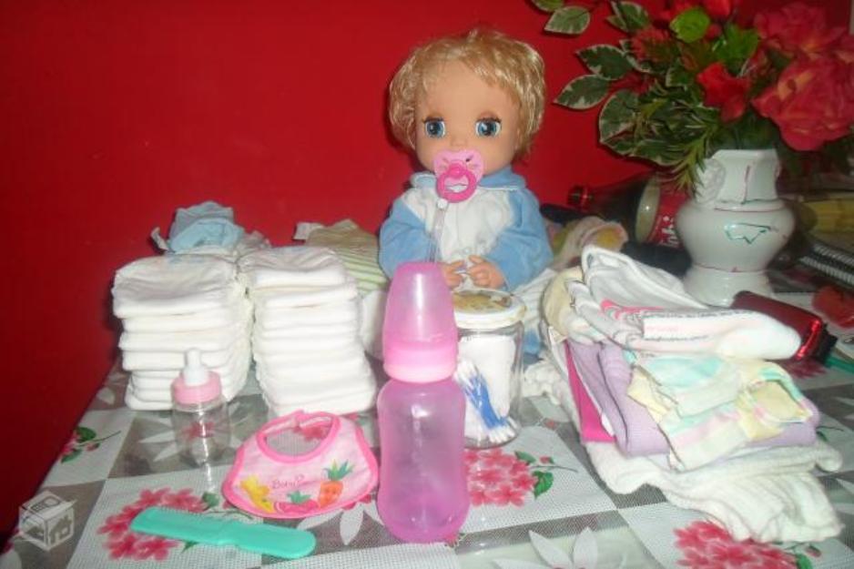 Baby Alive Nova Minha Hasbro Nº24783 Barbie Picture