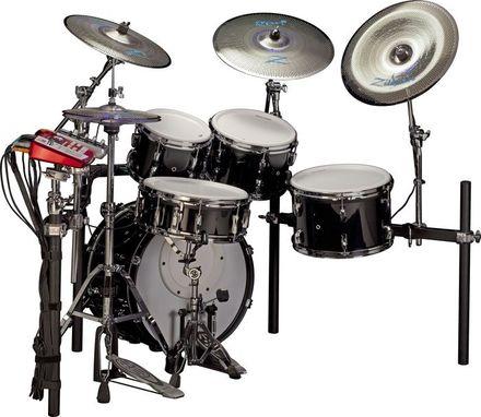 Yamaha Dtxk Electronic Drum Kit