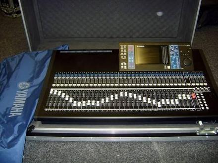 Yamaha m7cl digital khz live sound mixing rio de vazlon for Yamaha live console