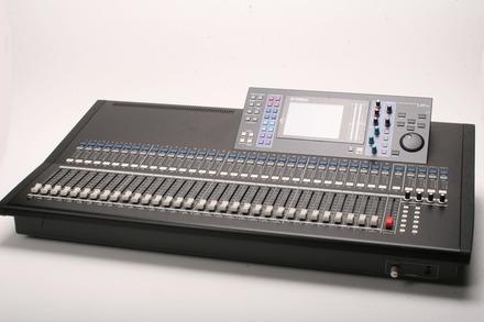 Roland m channel compact live digital mixing rio de for Yamaha live console
