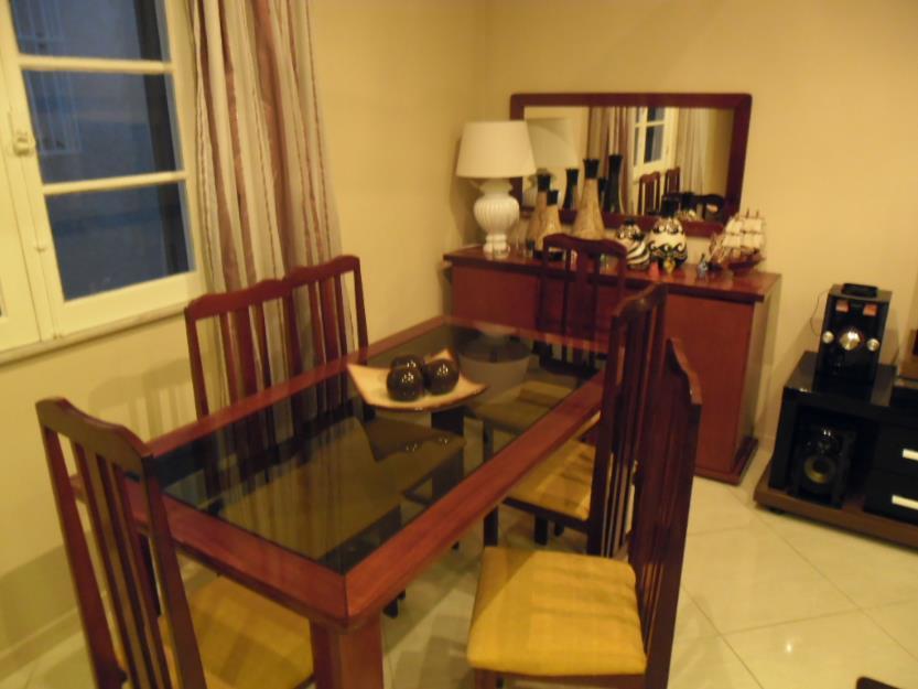 Jogo De Sala De Jantar ~ vende jogo de sala de jantar balcao espelho mesa 6  Vazlon Brasil