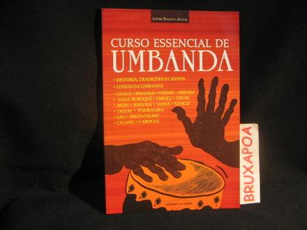 CURSO ESSENCIAL DE UMBANDA - Ademir Barbosa Júnior - Porto