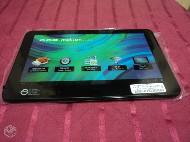 Tablet CCE Motion Tab TR