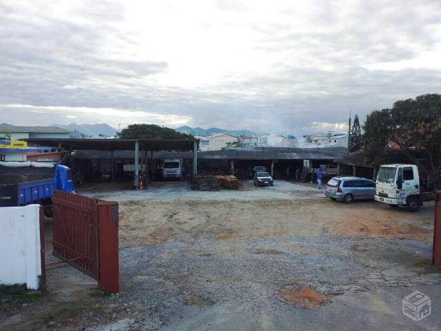 Area De M2 Com M2 De Galpao Rod Amaral Pe Vazlon Brasil