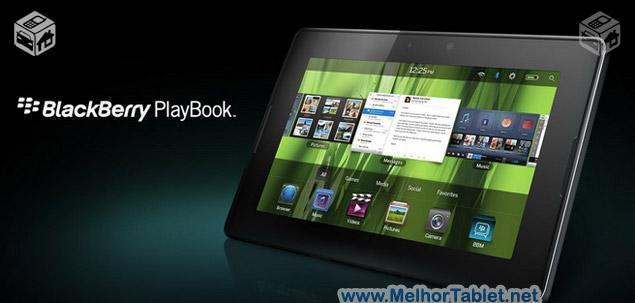Blackberry playbook gb na caixa ac troc