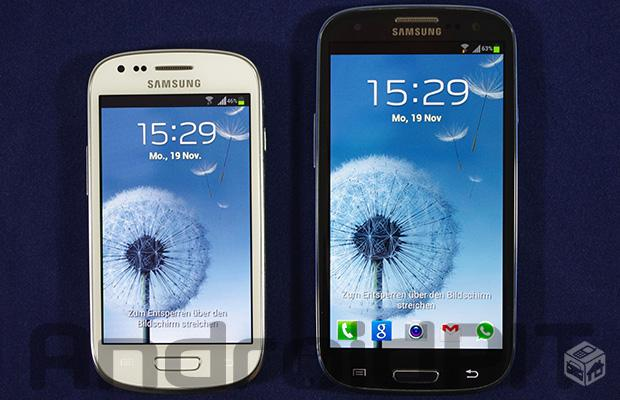 Celular Desbloqueado Samsung Galaxy S4 Mini 4g Preto Com: Celular Samsung Galaxy Sll Novo E Barato [ OFERTAS