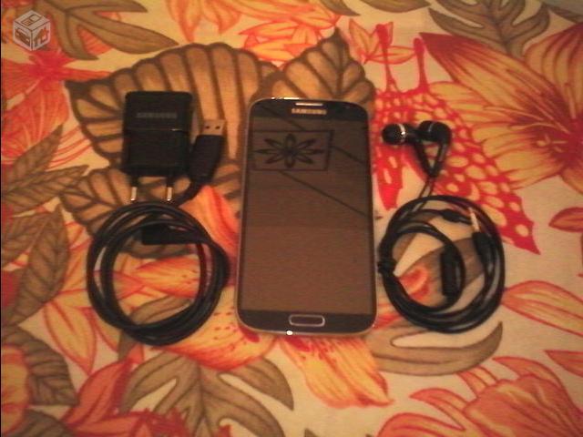 Celular Desbloqueado Samsung Galaxy S4 Mini 4g Preto Com: Tenho Notebuk Sansungue Negociar Em Galax S4 [ OFERTAS