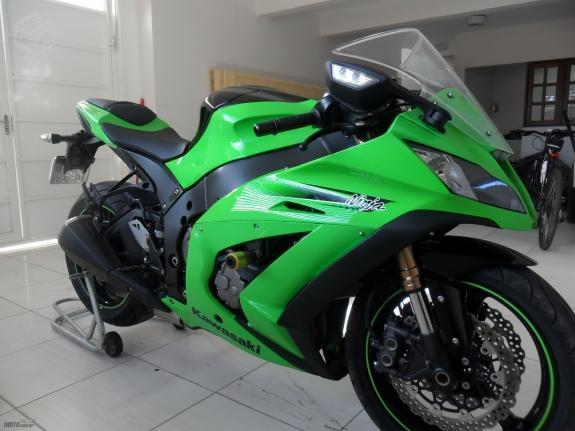 Kawasaki Zxr Nada
