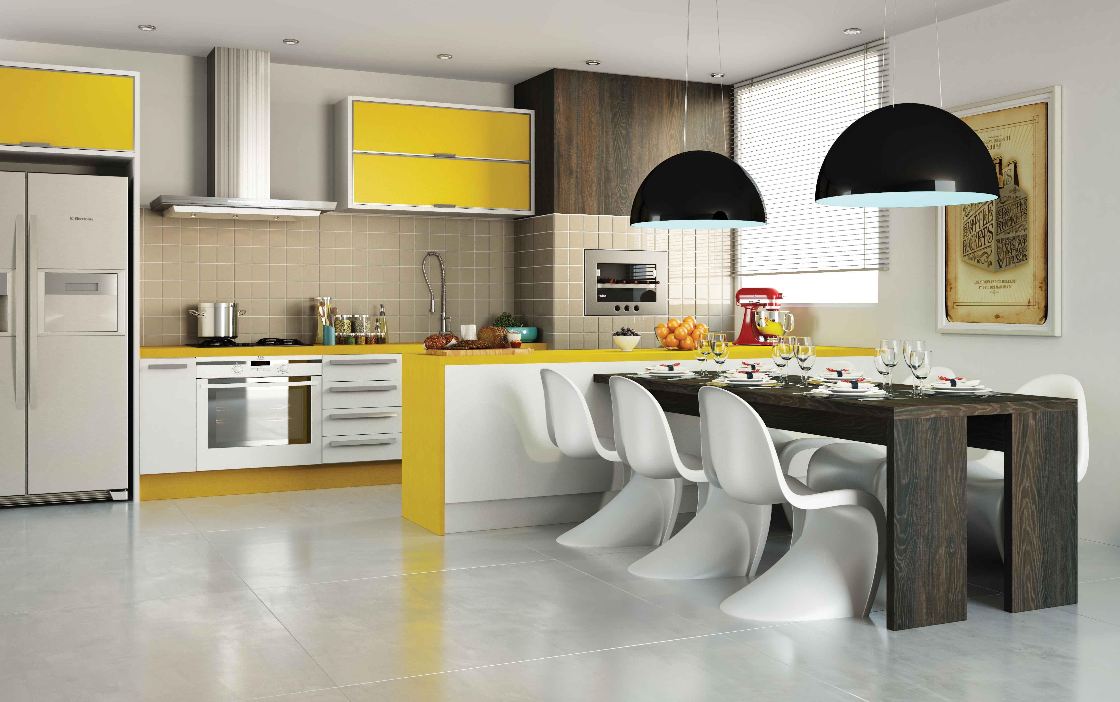 moveis planejados unierre cozinha sala quarto fabrica loja Vazlon  #AC941F 4500x2820