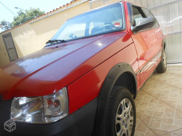 Fiat Uno fire way flex