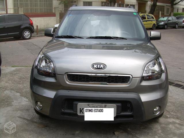 Kia Motors Soul Automatico Ipva Ok Novo Vazlon Brasil