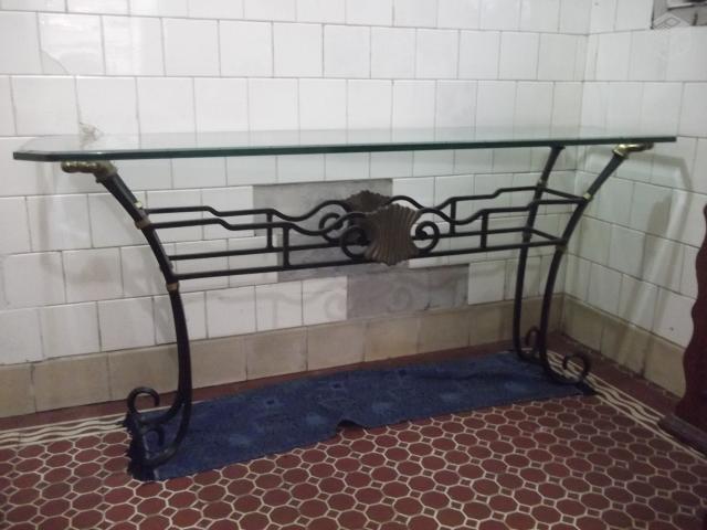 Aparador Fortuna Lj ~ conjunto de sala em ferro envelhecido com aparador [ OFERTAS ] Vazlon Brasil