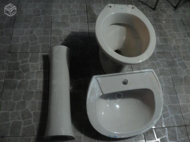 Jogo De Banheiro Completo : Jogo completo de banheiro ofertas vazlon brasil