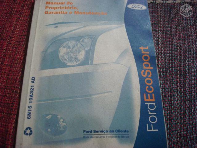 manual do proprietario do ford ecosport ofertas vazlon brasil rh br vazlon com manual propietario ecosport 2006 manual propietario ecosport 2008
