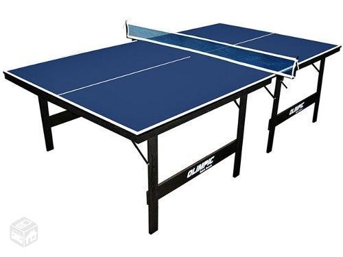 Mesa de tenis de mesa olimpic ofertas vazlon brasil for Mesa tenis de mesa