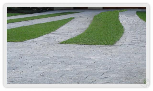 pedras jardim campinas:pedra para revestimento pedra cinza para calçada é revestimento