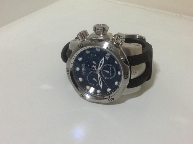 678868e0353 relogio invicta subaqua swiss made quartzo watch titanium case with ...