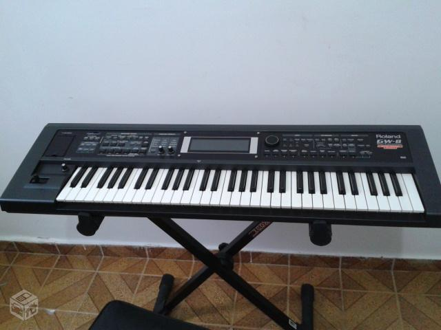 teclado roland gw 8 [ OFERTAS ] | Vazlon Brasil