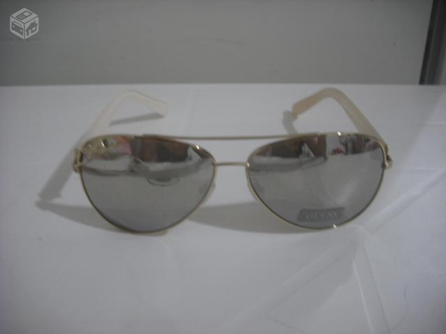cbf4c6036b018 Oculos Ray Ban Dourado. Óculos Ray-Ban Aviator Large Dourado RB3025 Original  - DES10 ...