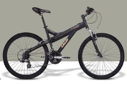 Bicicleta Caloi T-Type 722fdaeb65c91