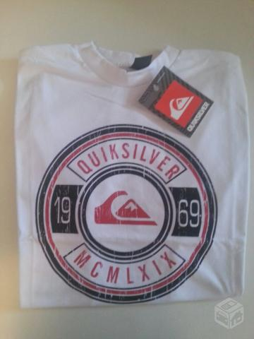 camiseta quiksilver billabong lost hurley mcd oakley   OFERTAS ... 42e53f7eff7