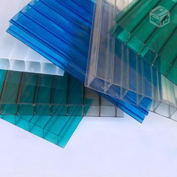 Telha transparente de policarbonato preço