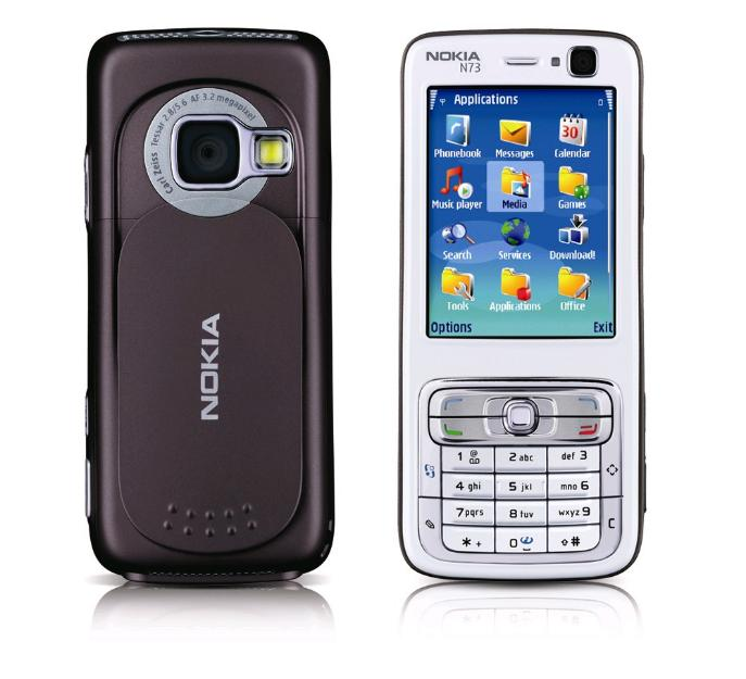 Nokia N Prata c/ Câmera MP c/ Zoom x e Flash , Filmadora, Mp3 Player ...