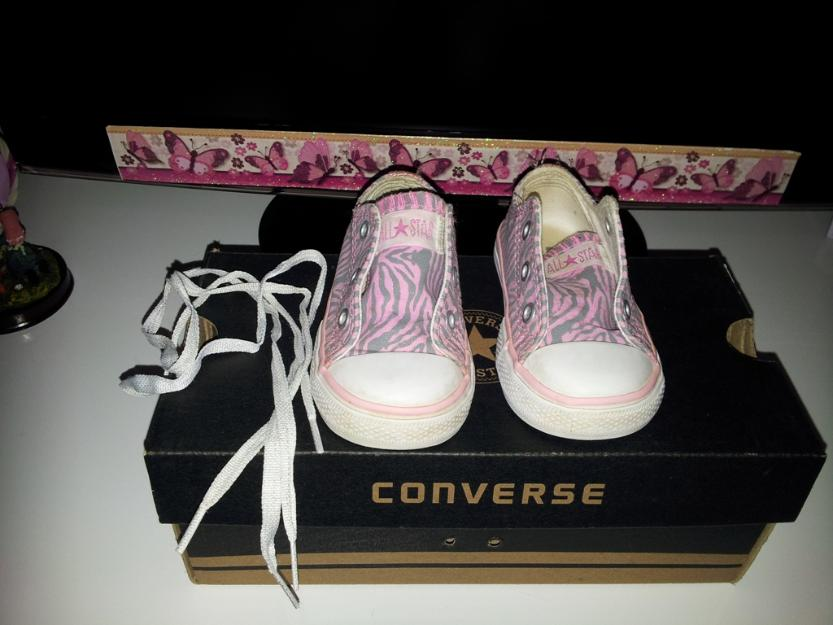 Tenis infantil All Star Converse