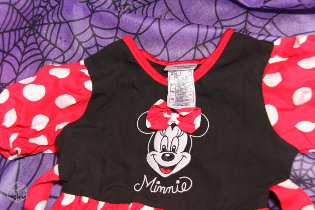 Vestido da Minnie Disney (XS)