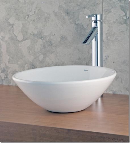 cuba externa para banheiro deca  Vazlon Brasil -> Cuba Dupla Banheiro Deca