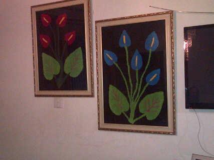 quadros artesanais quadros artesanais em croche m?veis e decora??o ...