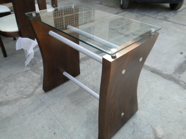 Armario Blanco Segunda Mano ~ aparador base em madeira vidro bisotado r [ OFERTAS