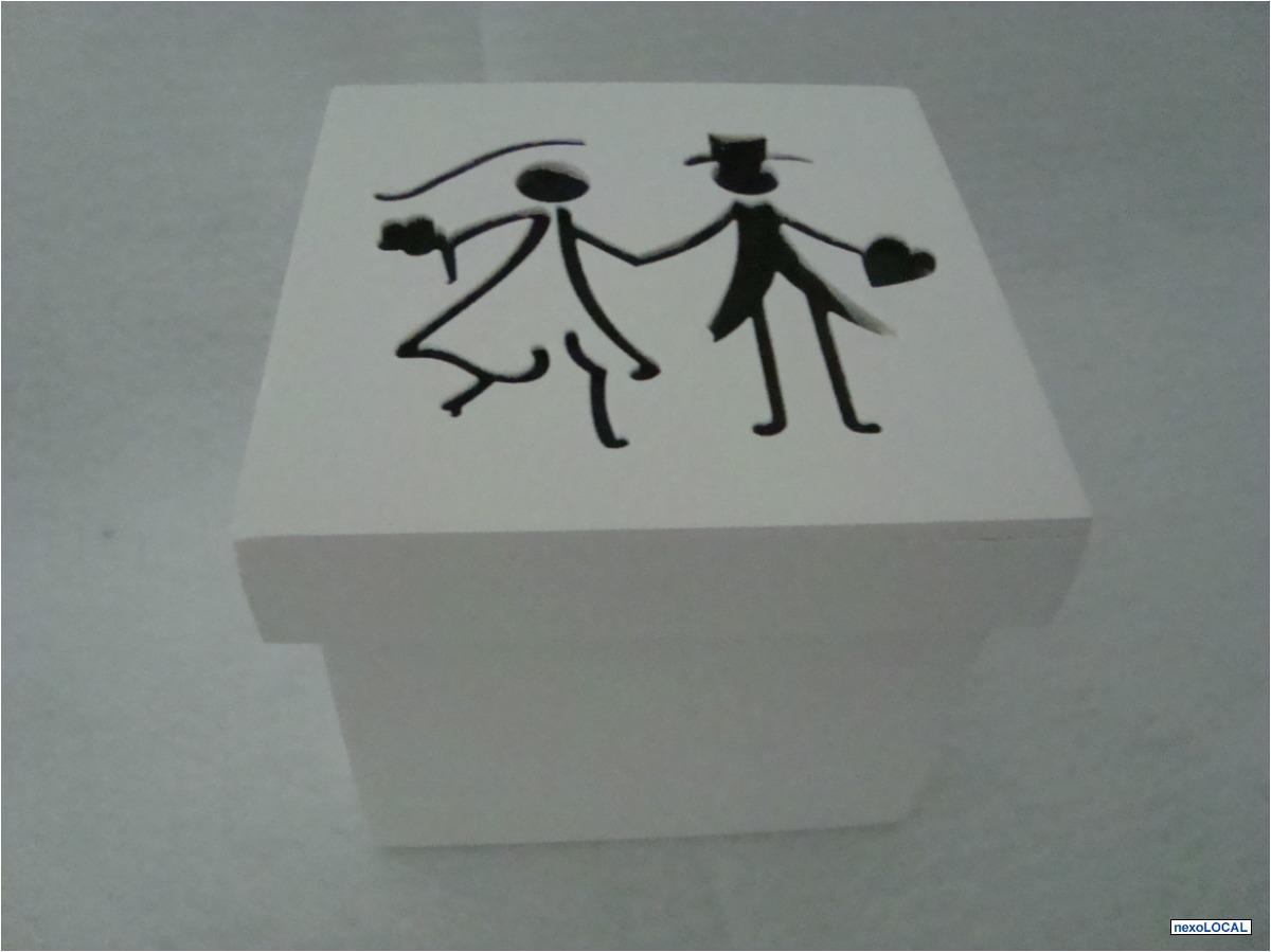 lembrança de casamento caixa mdf bem casado brasilia caixa em mdfpara
