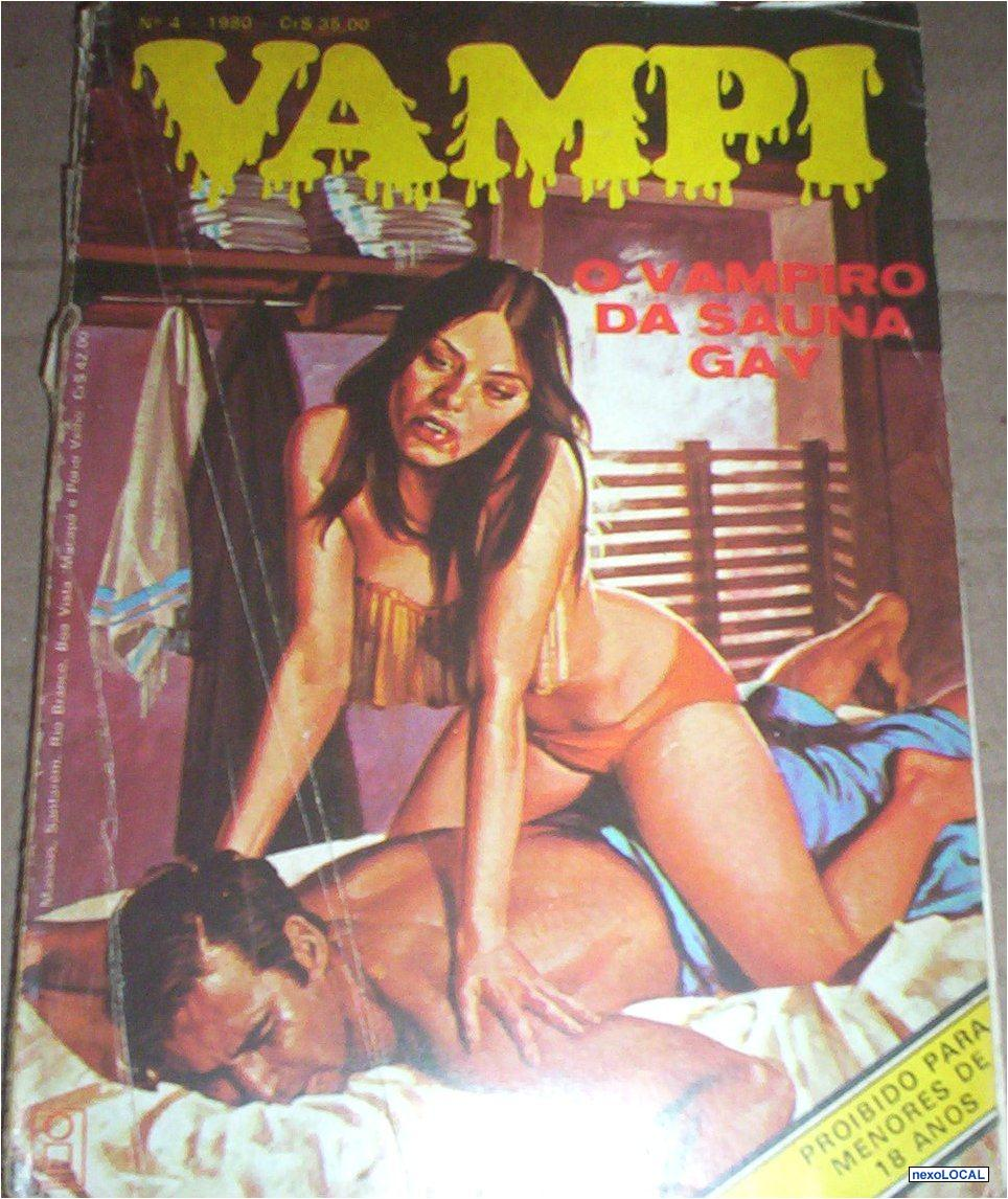 Revista Porn Em Quadrinhos Erticos Anos