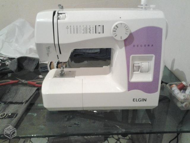 Maquina De Costura Reta Zig Zag R   Ofertas