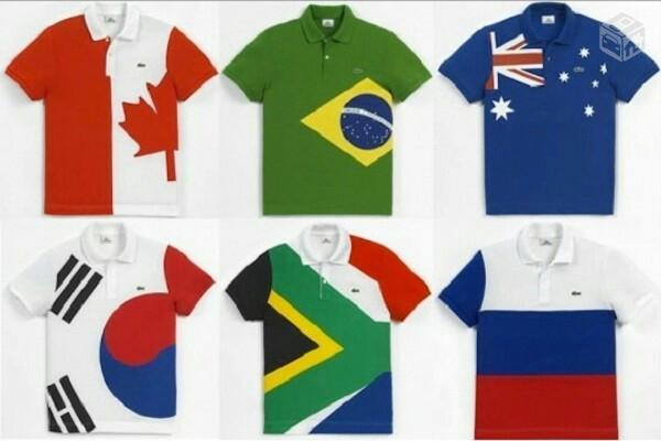 27ed2d1de08d5 camisas original lacoste lancamento pais brasil   OFERTAS     Vazlon ...