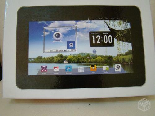 Tablet  Polegadas, gb Memoria, Wifi,gps,Hdmi
