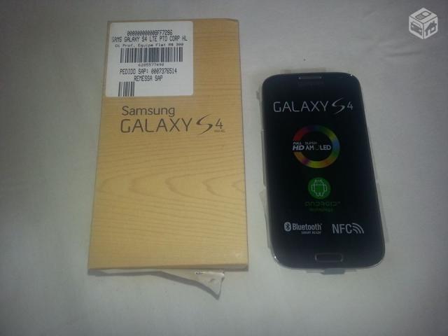 Celular Desbloqueado Samsung Galaxy S4 Gt I9500 Branco Com: Samsumg Galaxy S4 [ OFERTAS ]