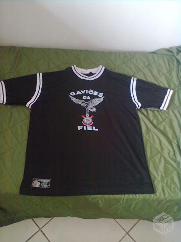 camisa gavioes da fiel bordada r   OFERTAS    e344d6ead18ea
