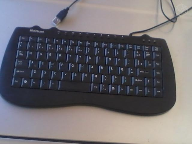 Mini teclado para tablet notebook ou pc