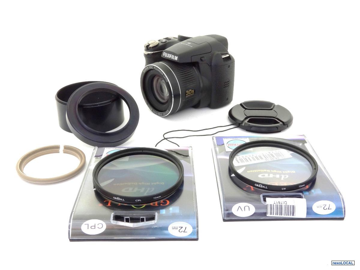 conjunto Fuji Tubo Adaptador   Filtro Uv   Polarizador   #466685 1200x900 Acessorios Banheiro Reflexos