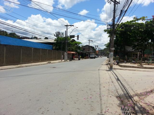 Area A 3km Do Alcantara M2 Vazlon Brasil