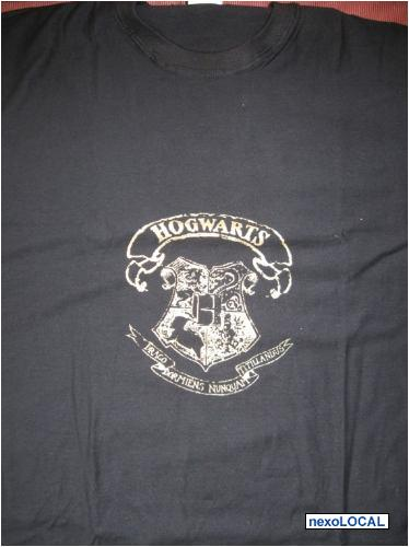 Vendas Parancini: Camiseta Hogwarts Exclusiva - Harry Potter