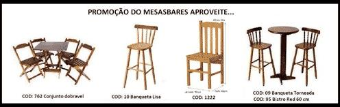 Mesas e Cadeiras Para Restaurante Usadas Cadeiras e Mesas Para Bares e