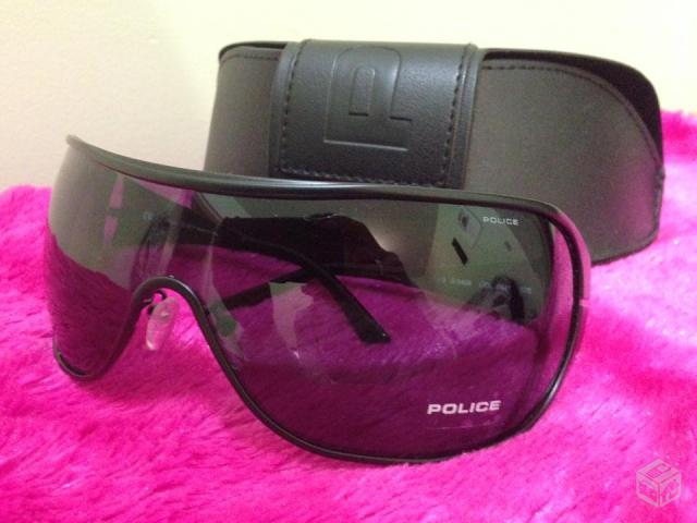 55e38dcd1f326 oculos de sol police original preto feminino aceito   OFERTAS ...
