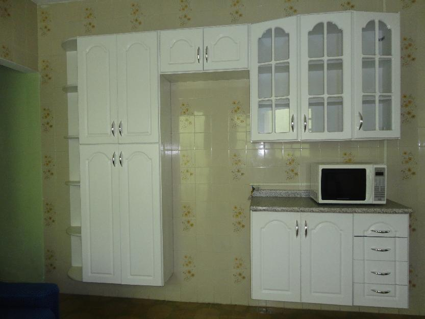 Adesivo De Arvore Para Fotos ~ armario de cozinha completo branco novo em otimo estado