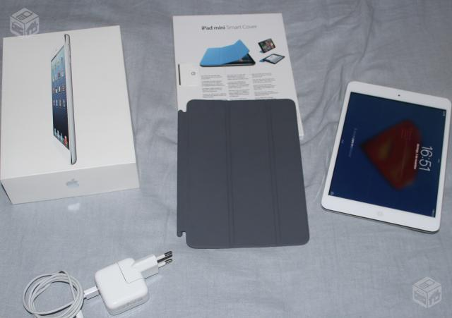IPad mini WiFi + Smart Cover com nota e garantia