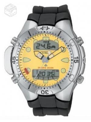 a23223cd688 ... Relógio Atlantis estilo Citizen Aqualand. Aqualand Citezen JP
